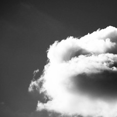 Cloudy Square (Jon-F, themachine) Tags: blackandwhite cloud monochrome japan clouds square asian asia olympus monochromatic nagoya  nippon japo grayscale oriental orient  fareast  aichi bnw nihon omd   chubu japn  2016 nocolor m43  mft  mirrorless  chuubu   micro43 microfourthirds  ft xapn jonfu  mirrorlesscamera snapseed   em5ii em5markii