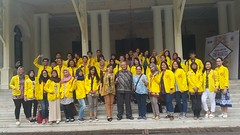 Ethnic Relation Class Field Trip to Museum Tekstil, 20 Mei 2016