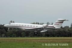 GULFSTREAM 650 N650AF VULCAN AIRCRAFT INC (shanairpic) Tags: shannon bizjet g650 gulfstream650 vulcanaircraftinc n650af