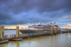L;Austral in Liverpool (Jeffpmcdonald) Tags: liverpool cruiseship rivermersey laustral liverpoolcruiselinerterminal nikond7000 jeffpmcdonald compagnieduponant may2016