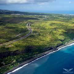 Route des tamarins vu du ciel (DroneCopters) Tags: road ngc route vueduciel drone natgeo tamarins aerienne dji dronebook