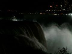american falls at nite (clubsummerlands) Tags: usa tourism niagarafalls engineering niagara falls americanfalls
