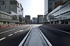 dp0q_160525_C (clavius_tma-1) Tags: station tokyo shinjuku sigma jr  asphalt  quattro  lumine  dp0 newoman