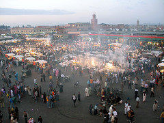 (Mitchell Lafrance) Tags: 2005 travel vacation holiday morocco marrakech jamaaelfna