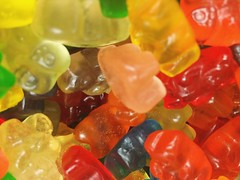 Fullframe Gummybears Colorful Assortment Candy Sugar Rush Sugar High Confectionery Candystore Close Up (Shannon F Gorman) Tags: closeup colorful candy fullframe gummybears candystore assortment confectionery sugarrush sugarhigh