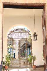 Nice entrance (iorus and bela) Tags: original hot classic cuba historical cigars oldtown cubahavana oldhavana oldsquare viela verywarm centralviela vielahavana
