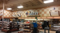 Bakery Farewell (Retail Retell) Tags: kroger grocery store s perkins east memphis tn former schnucks seessels albertsons industrial circus decor shelby county retail