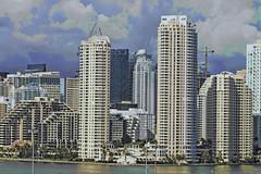 Brickell is one of Miami's fastest-growing as well as its most dense neighborhood (Lago Tanganyika) Tags: urban usa building skyline architecture skyscraper cosmopolitan realestate metro florida miami highrise metropolis residential metropolitan condominium brickell density southflorida centralbusinessdistrict sunshinestate miamidadecounty