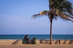 Puducherry (chamorojas) Tags: 60d chamorojas albertorojas india pondicherry puducherry beach