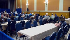 STC Summit 2016 - Expo Hall (rjl6955) Tags: california ca marriott summit stc anaheim 2016 technicalwriting societyfortechnicalcommunication