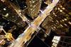Vertical view 6th Ave (Tony Shi Photos) Tags: 纽约市 纽约 曼哈顿 뉴욕시 뉴욕 맨해튼 ニューヨーク マンハッタン นิวยอร์ก ньюйорк न्यूयॉर्क nowyjork novayork 紐約市 紐約 曼哈頓 chelsea manhattan nyc ny newyorkcity midtown 6thave birdseyeview highangleview traffic movingtraffic traffictrails street grid buildings skyscrapers chelsealandmark