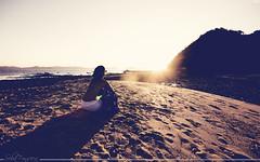 Hypnotic (Sebas Fonseca) Tags: world travel sunset sun beach sunshine backlight landscape nikon philippines nido traveler d7000 sebafonseca