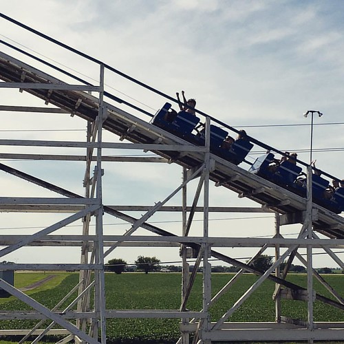 Iowa coaster.
