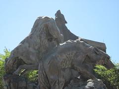 Busch Gardens Williamsburg (bradraye) Tags: busch gardens williamsburg griffon lock ness monster alpengeist apollos chariot