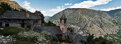 Lleret 1 (Xevi V) Tags: landscape catalonia catalunya pyrenees pyrnes pirineos pirineus paisatge pallarssobir muntanyes airelliure vessant altpirineu valldecards pirineucatal seglexviii parcnaturaldelaltpirineu lleret esglsiadesantcorneliisantcebri pirnia isiplou