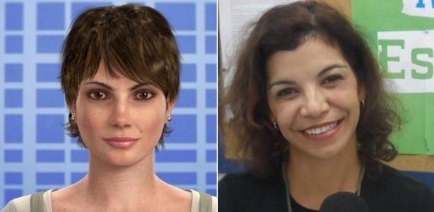 """Lembra dela? Ex-Globo, """"Eva Byte"""" é professora: """"Sou reconhecida"""""""