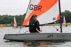 2584 (JamesOakley123) Tags: blue orange water sport sailing pro rs tera