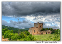 Chateau d'Arques (quico_g) Tags: france castle countryside aude francia pays castillos cathare castells 2015 ctars quicog
