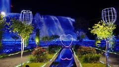 Kingdom of Light in Huis Ten Bosch, Nagasaki (EMkro) Tags: original light japan spring asia raw heart illumination kingdom backpacking ten huis herz nagasaki bosch beleuchtung frhling unbearbeitet festbeleuchtung