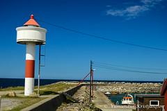 The new Kvassheim lighthouse (DSC_8650 vk) (Villi Kristjans) Tags: summer sky lighthouse color colour june norway digital norge nikon fyr jren rogaland norsk vigrestad villi 2016 vk viti h noregur d3200 kristjansson kristjnsson kristjans kristjns kvassheim vilmundur vkphoto