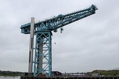 The Big Swing - Titan Crane (markyharky) Tags: charity big crane stroke swing titan fundraising fundraiser association bigswing clydebank titancrane strokeassociation clydebanktitancrane strokeorguk