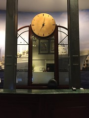 (caribernstein) Tags: artdeco clock hollandamerica hotelnewyork rotterdam netherlands