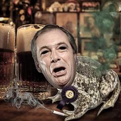 Toxic (Flamenco Sun) Tags: referendum euref bremain remain fuhrage wanker nazi fascist toxicity toad foulness eureferendum toxic ukip farage