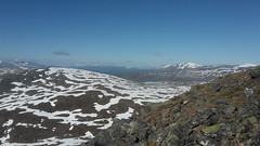 20160626_165324 (valugi) Tags: mountain snow norway midnightsun troms tromsdalstinden