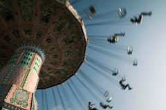 SD Fair (_johnnelson_) Tags: california carnival motion color movement sandiego fair swing countyfair thrill