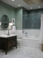 Subway Tile Bathroom Wall (iqlacrossecom) Tags: wall subway tile bathroom