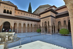 Alhambra (HDH.Lucas) Tags: palace lucas espana alhambra granada andalusia