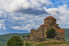 Heart of Georgia (Ali Sabbagh) Tags: georgia tbilisi canon eos7d travel landscape photogrpahy church monastery gvari christianity world anscaped old