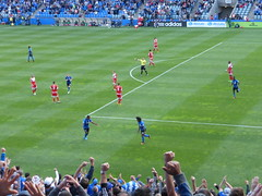 Stade Saputo, Impact Montreal vs. New England Revolution, MLS Soccer/Football Game, Montreal, QC, Canada (Chaloos) Tags: sports sport football stadium soccer revs impact stade mls imfc