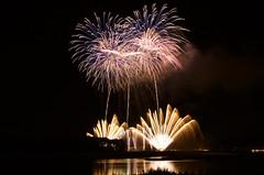 第63回記念伊勢神宮奉納全国花火大会 63rd Ise-Jingu Fireworks Festival (ELCAN KE-7A) Tags: japan pentax fireworks 日本 ise 伊勢 mie 花火 伊勢神宮 三重 2015 奉納 ペンタックス k5ⅱs