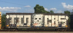 TIO CBS (MC. Squared) Tags: train graffiti crew freight tio cbs wholecar