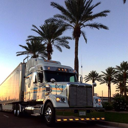 Sunset in Tempe AZ