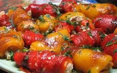 SECONDO PIATTO: PEPERONI RIPIENI (RicetteItalia) Tags: peperoni ripieno ricette