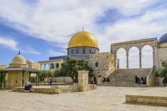 Dome of the Rock (D-Niev) Tags: israel jerusalem domeoftherock templemount