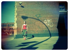 beam me up (sonyacita) Tags: shadow self montreal
