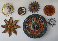 Good Morning Sun (arbyreed) Tags: wall sunburst wallhangings arbyreed sunburstsculptures