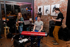 May 18, 2013 - Pan Pan @The Red Light by Kevin Lowdon (Make.Shift Art Space) Tags: concert livemusic bellingham benefit redlight makeshift panpan whatcom kevinlowdon kevinlowdonphotography makeshiftbenefitshow