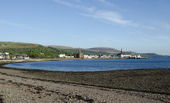 largs front (stmonicasway photo stream) Tags: sea river coast scotland clyde nikon d5100 scottbroadley