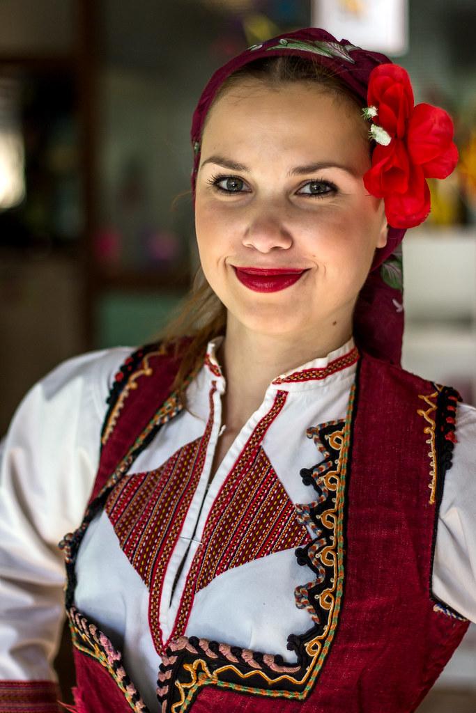 macedonia girl