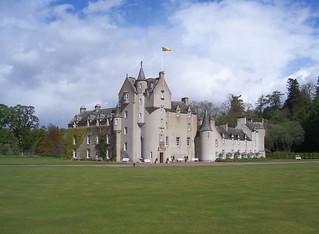 Ballindalloch Castle, Ballindalloch, Speyside, May 2013