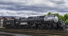 Big Boy (smbrooks_2000) Tags: railroad up museum train pa unionpacific locomotive scranton bigboy steamtown steamlocomotive