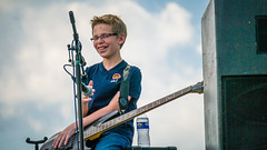 Hot Air Balloon Festival: Young Bassist (Entropic Remnants) Tags: pictures photography photo image photos pics picture pic images photographs photograph remnants entropic