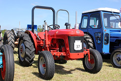 T0007-Smallwood. (day 192) Tags: tractor mini bmc steamrally smallwood classictractor vintagetractor transportshow bmcmini transportrally preservedtractor smallwoodvintagerally