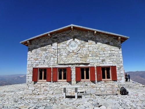 Refugio Huascarán 4675m (Half way between BC and C1)