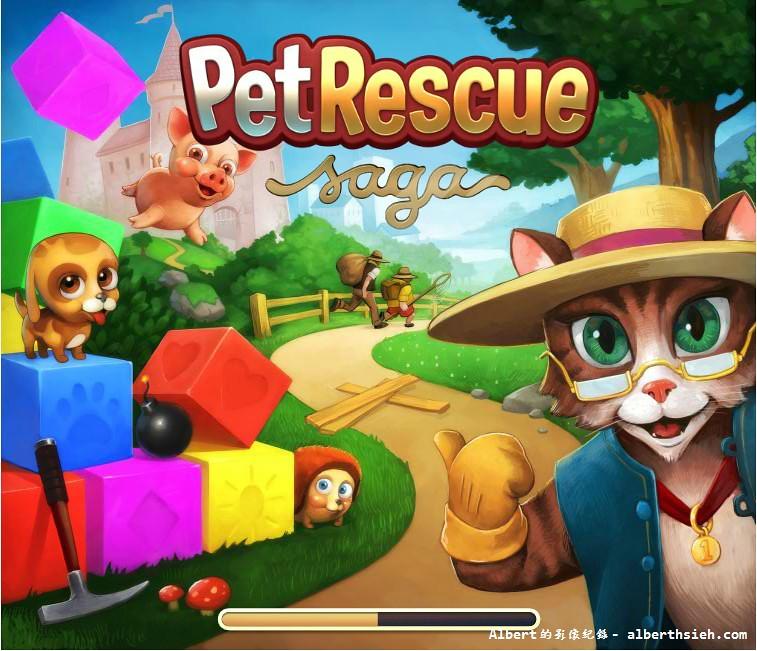 Pet Rescue Saga_首圖