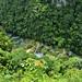 Vista delle piscine di Semuc Champey dal mirador